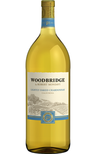 Woodbridge By Robert Mondavi Chardonnay Lightly Oaked 2015...
